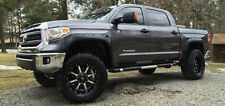 Crack-Resistant Toyota Tundra  2014-2018 Fender Flares Pocket Riveted Paintable