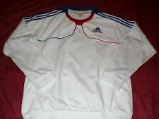 Sweat(No Maillot)Adidas Officiel De L'Equipe De France Olympique Taille L Neuf
