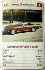 Quartett Einzelkarte - Monteverdi Palm Beach  -  Art.Nr.488