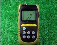 NBN TELSTRA new Fiber Optical Power Meter TLD6070 Cable Tester Test Equipment