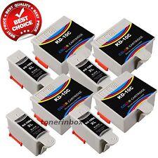 8 Pack 10XL Compatible Ink Set For Kodak ESP 3 5 7 9 5210 7250 3250 5250 9250