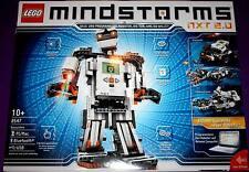 """LEGO Mindstorms 8547  NXT 2.0 D + Bluetooth + Buch """"Roboter progammieren""""   OVP"""