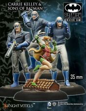 Carrie Kelley and Sons of Batman 35mm Knight Models Tabletop DC Batman Game