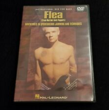 Flea (Red Hot Chili Peppers) Bass Instructional DVD