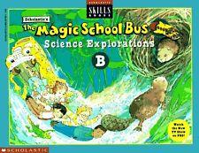The Magic School Bus Science Explorations-B, Grade