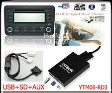 Yatour Digital CD Changer for 2004-2011 Honda Acura Mp3 USB SD Keep CD Changer