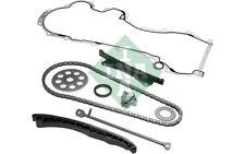 INA Juego de cadena distribución Para FIAT GRANDE DOBLO OPEL AGILA 559 0027 30