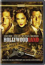 Hollywoodland - Widescreen - DVD - Adrien Brody - Diane Lane - Ben Affleck