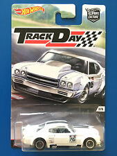 2016 Hot Wheels Car Culture TRACK DAY 1970 CHEVROLET CHEVELLE SS mint on card!