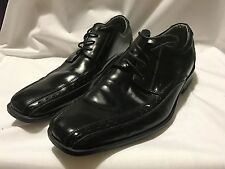 Julius Marlow Mens Black Shoes Navigate Size 10.5