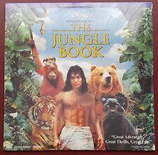 The Jungle Book - NTSC - Laserdisc - Walt Disney - NEW SEALED
