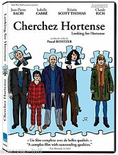 CHERCHEZ HORTENSE (LOOKING FOR HORTENSE, JEAN PIERRE BACRI)- ENG SUB *NEW R1 DVD