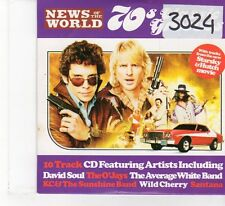 (FR171) News Of The World Presents: 70's Classic Grooves - 2004 CD