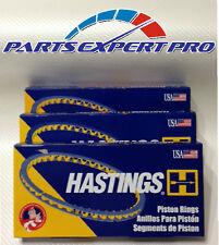 HASTINGS PISTON RING 81.5MM (.20) 94-01 ACURA INTEGRA B18B1 V-TEC 2c4666 .20