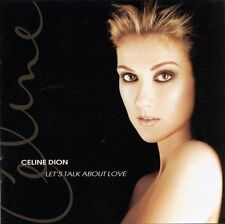 Let's Talk About Love 1997 by Celine Dion - Disc Only No Case