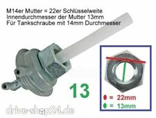 Unterdruck-BENZINHAHN für ATU EXPLORER Generic Roller 25 50 er z.B. B92 Race GT