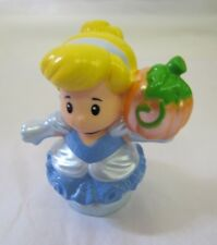 New Fisher Price Little People Disney PRINCESS CINDERELLA CASTLE Kingdom Pumpkin