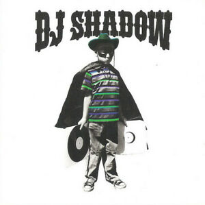 DJ SHADOW THE OUTSIDER CD + DVD NEW SEALED 18 TRACKS + ALL REGIONS DVD