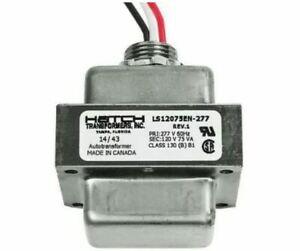LS12075EN-277 - HATCH TRANSFORMER  277V TO 120V