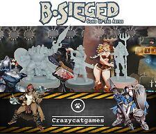 B-Paysandú Kickstarter exclusivo Héroes Set #2 (Viggo, Igor, Dahlia)