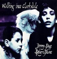 JIMMY PAGE & ROBERT PLANT walking into clarksdale (CD album) led zeppelin