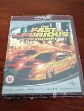 Fast and Furious Tokyo Drift HD DVD Sealed