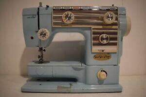Janome Sew-Vac Village Model FA -772 Sewing Machine