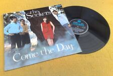 "THE SEEKERS "" COME THE DAY "" SUPER UK ORIGINAL MUCH RARER STEREO LP GEORGY GIRL"