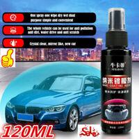 120ml Car Nano Repairing Spray Oxidation Liquid Ceramic new Coat J1M3