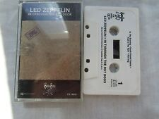 CASSETTE LED ZEPPELIN IN THROUGH THE OUT DOOR cs 16002 usa issue