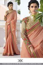Indian Bollywood Lehenga Choli Ghagra Saree Sari Long Gown Dress Suit Exclusive