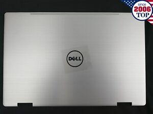 NEW Dell Inspiron 7569 LCD BACK COVER LID Touchscreen GCPWV CHA01 Silver US