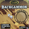 Classic Games Wood Backgammon Set Board & 30 Game Pieces NEW FREE POSTAGE!