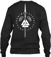Unique Viking_odin_norse Gildan Long Sleeve Tee Gildan Long Sleeve Tee T-Shirt