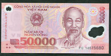 Billet de banque du VIETNAM Banknote NEUF - 50.000 Dongs