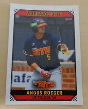 Angus Roeger 2018/19 Australian Baseball League card - Adelaide Bite
