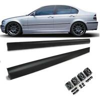 /2 BAS DE CAISSE TYPE M3 ABS BMW SERIE 3 E46 320D 330D 320 330 D 320CI 330CI