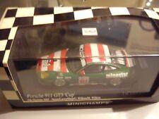 MINICHAMPS 1/43 PORSCHE 911 GT3 # 61  24H DAYTONA CUP 2005