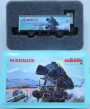i481 Märklin 48313 Modellbahn Treff 2013 mit Blechdose