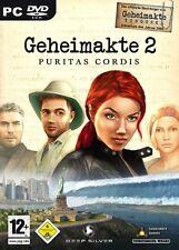 Geheimakte 2: Puritas Cordis PC Spiel