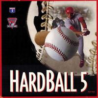HARDBALL 5 +1Clk Windows 10 8 7 Vista XP Install