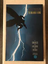 BATMAN THE DARK KNIGHT RETURNS 1986 VHTF 1st Print BOOK MINT FRANK MILLER
