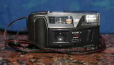 Good Yashica T3 Super Con Carl Zeiss Tessar 35mm f2.8 T* Testata Con Film