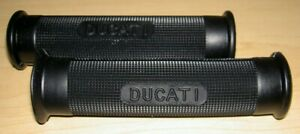 1950's-on Ducati 044054800 98 125 175 250 OHC logo grips from ITALY - 00626/26/A