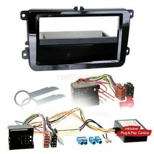 VW GOLF PLUS 05-09 1-DIN radio de voiture Set d'INSTALLATION BUS Can brillant
