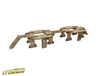TTCombat - Industrial Hive - INH008 - Industrial Large Platform Set B