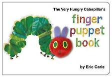 The Very Hungry Caterpillar Finger Puppet Book by Eric Carle (Board book, 2010)