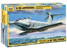 EKRANOPLAN A-90 ORLYONOK TROOP CARRIER #7016 1/144 ZVEZDA