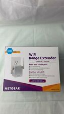 NETGEAR WiFi Range Extender EX2700 - Coverage up to 800 sq.ft. and 10 devices wi