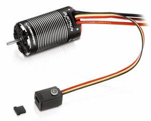 Hobbywing QuicRun Fusion Brushless System Crawler 1800kV 540 Spec Kit modellismo